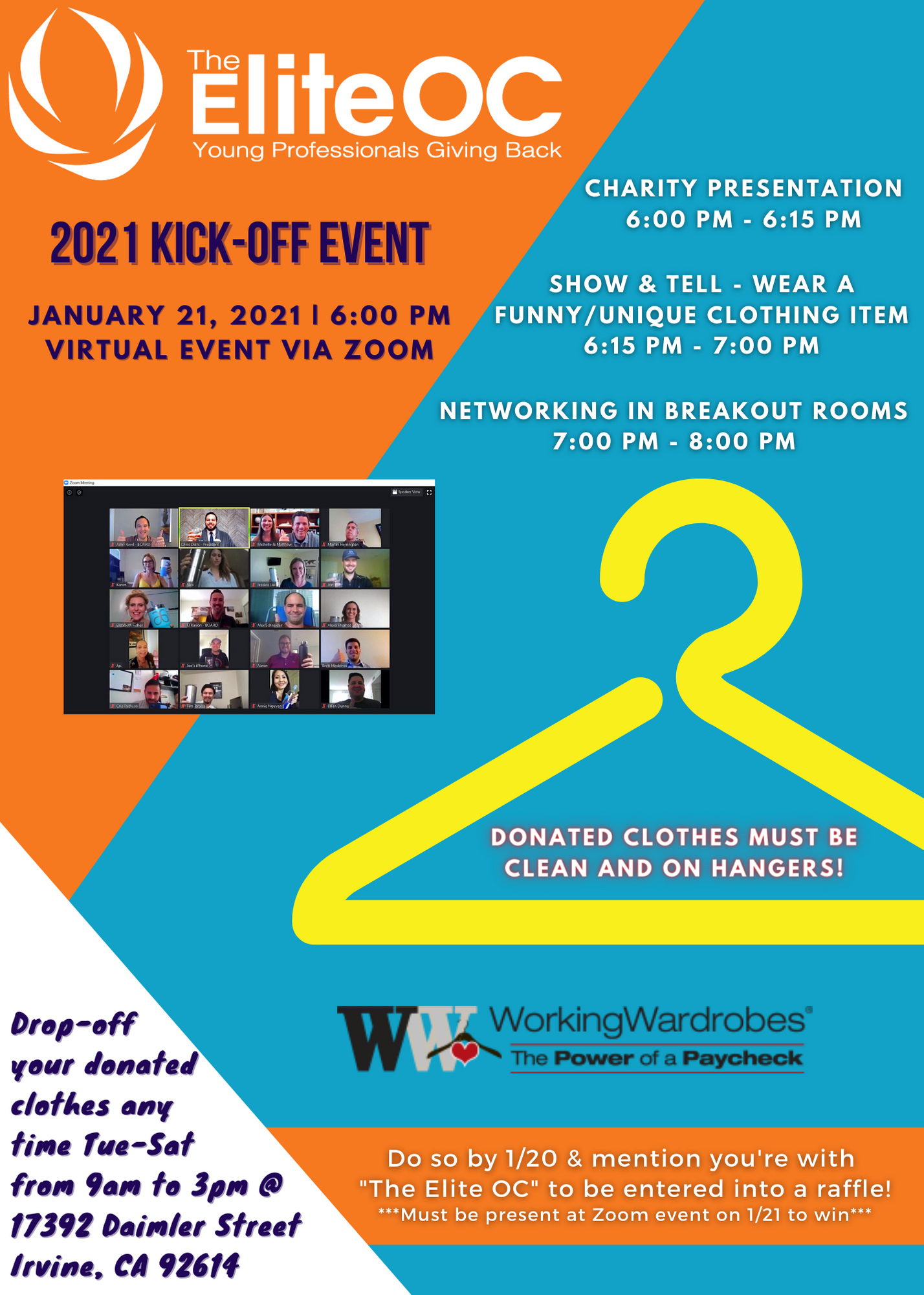 Annual Kick-Off Event 2021