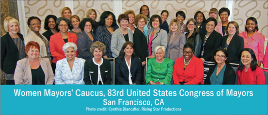 Womens_Mayors_Caucus 83rd San Francisco