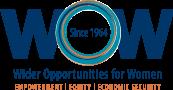 Wider Opportunities for Women