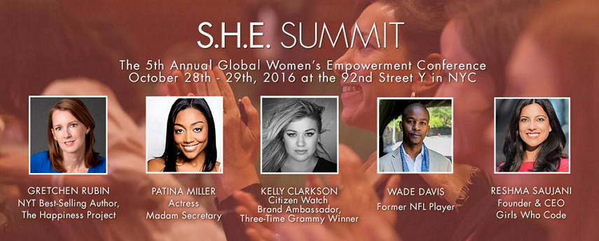 S.H.E. Summit