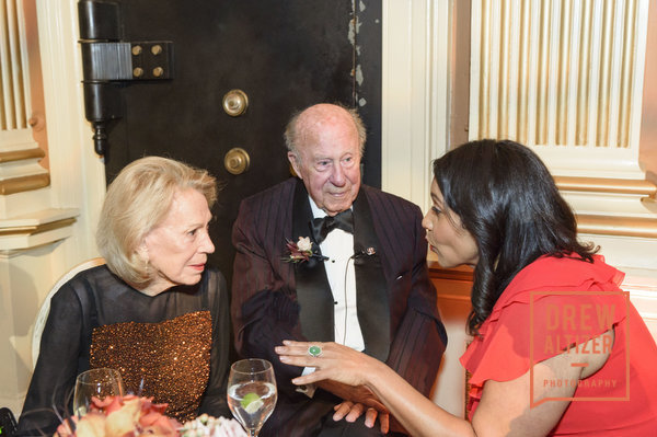 Charlotte Shultz, George Shultz, London Breed