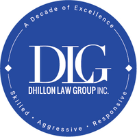 Dhillion Law Group Logo