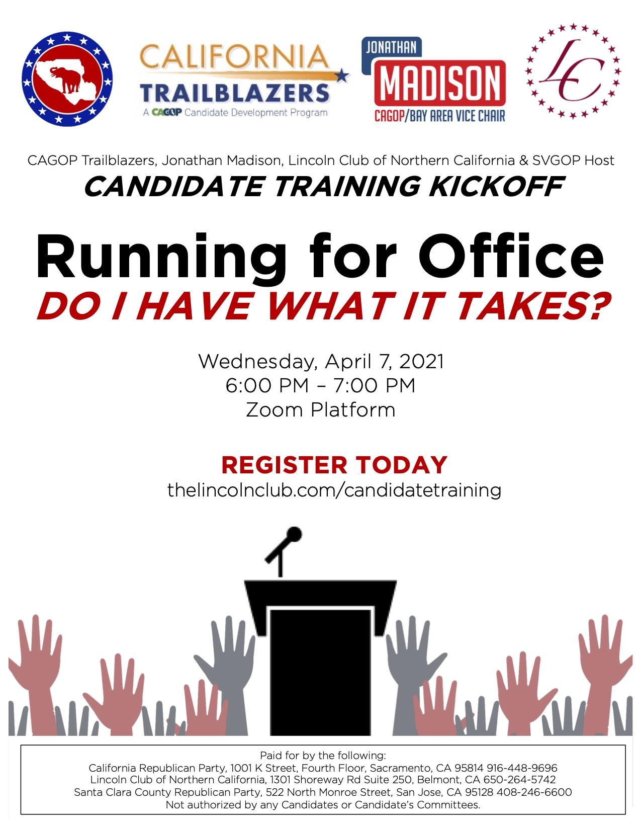 Candidate Training