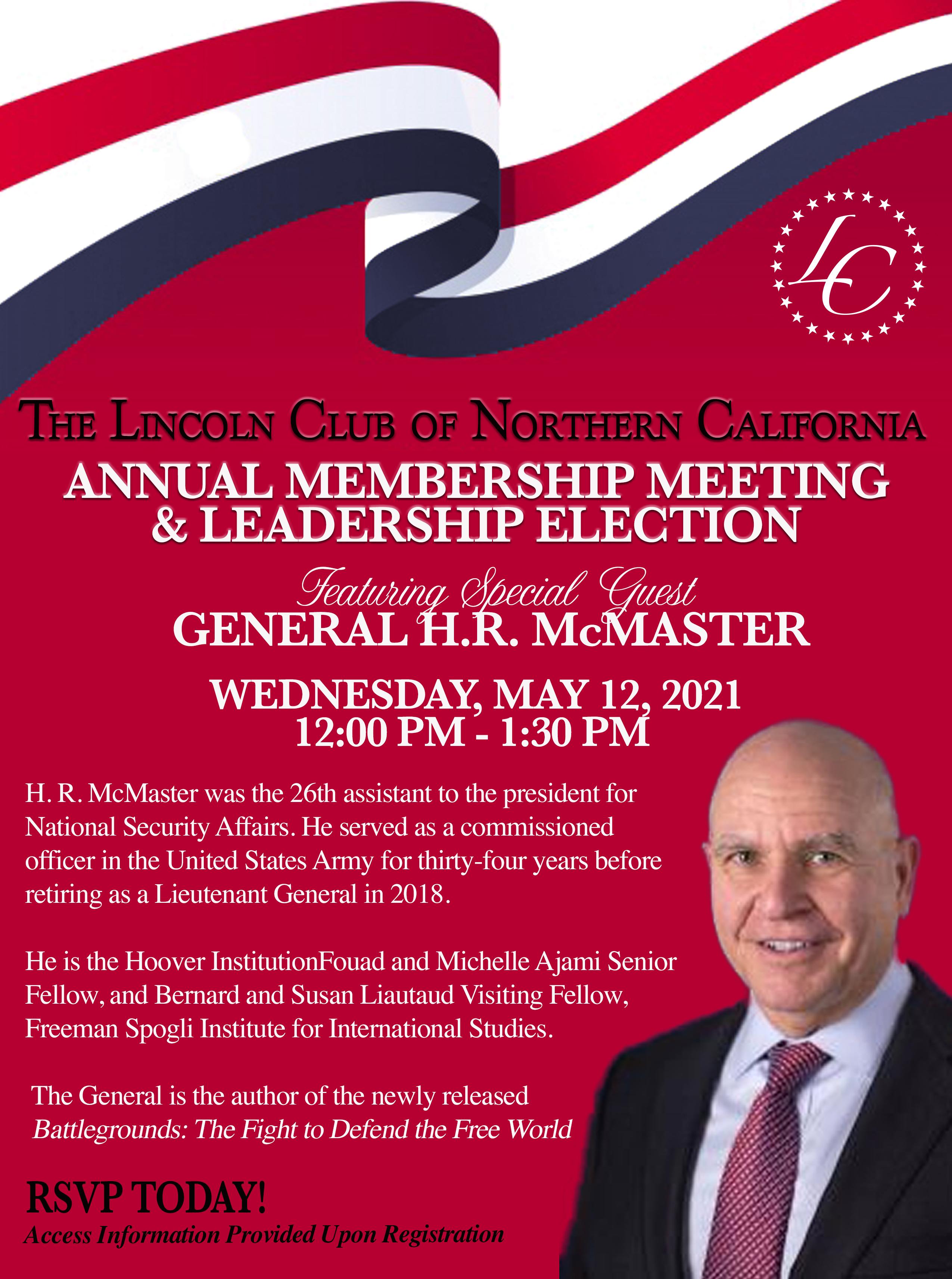 Annual Membership Meeting Invite