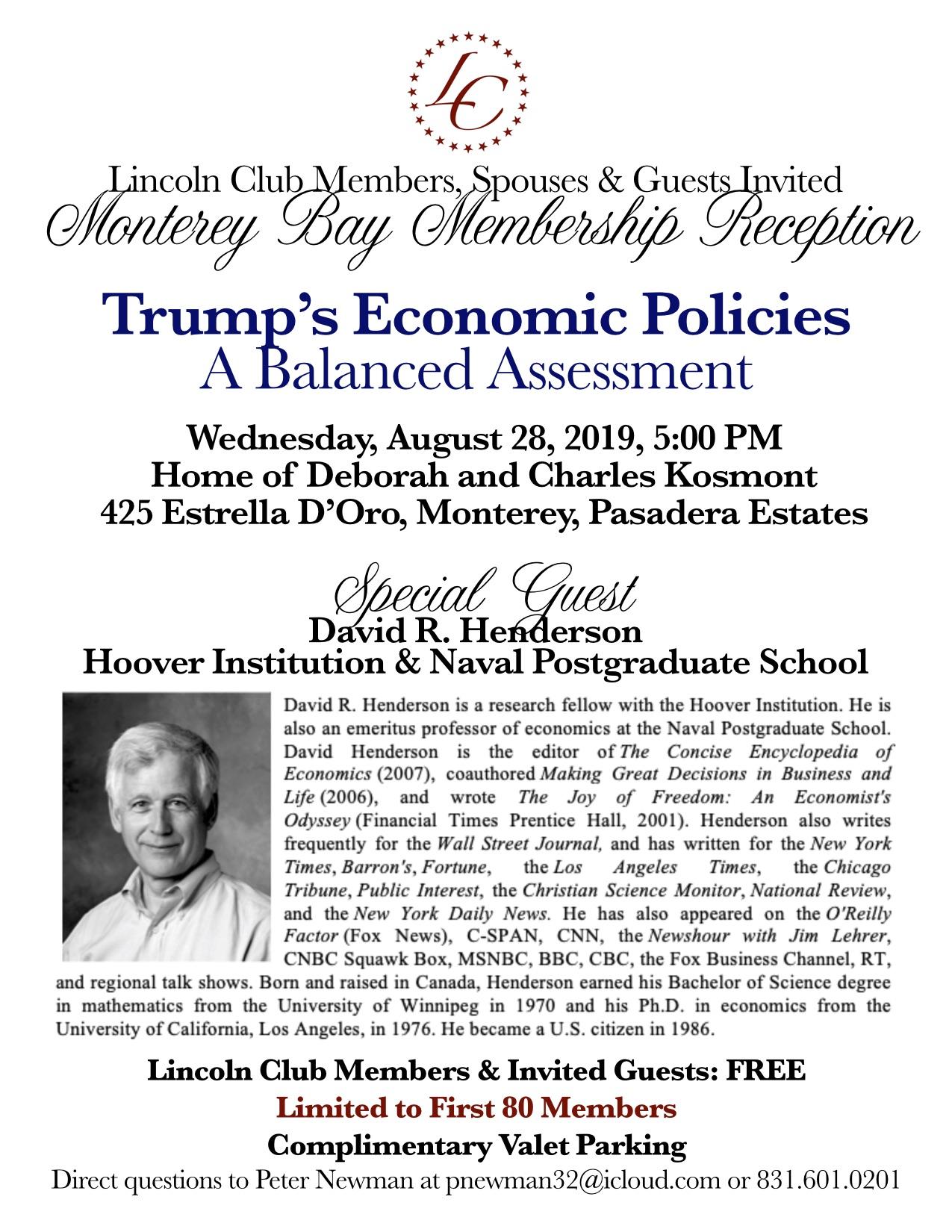 Henderson Invite