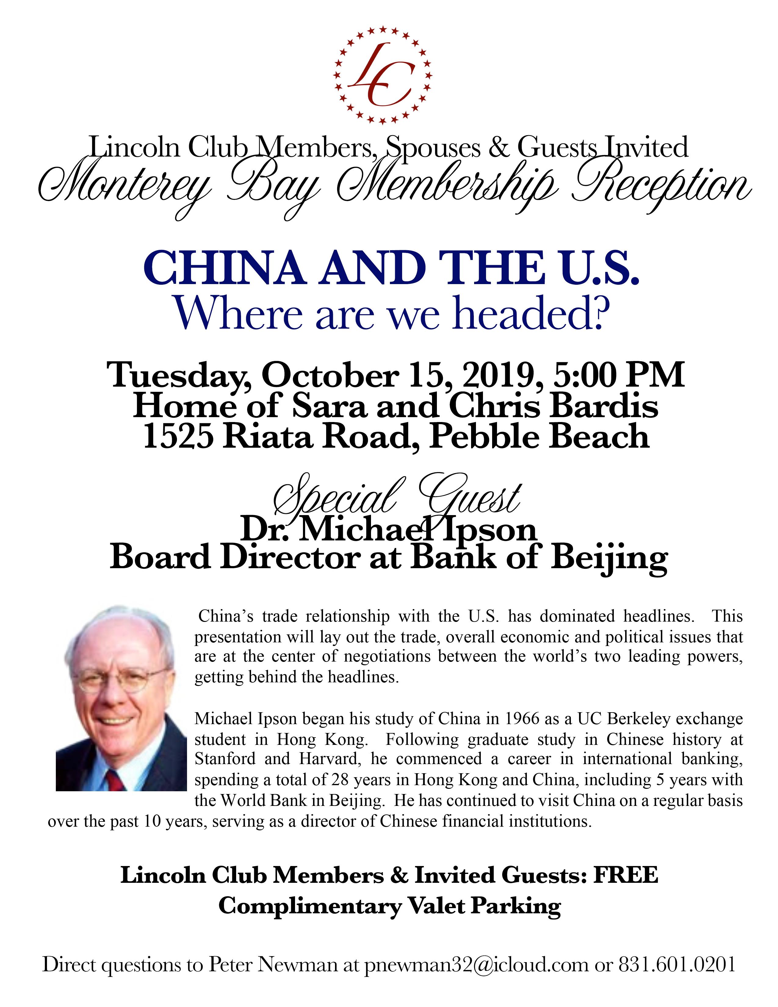 Oct 15, Event