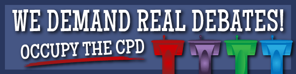 Occupy the CPD