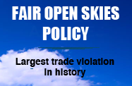 Fair Open Skies Policy