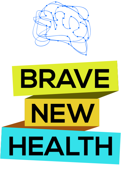 Brave New Health logo