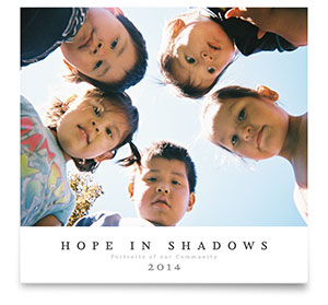 Hope in Shadows Cover