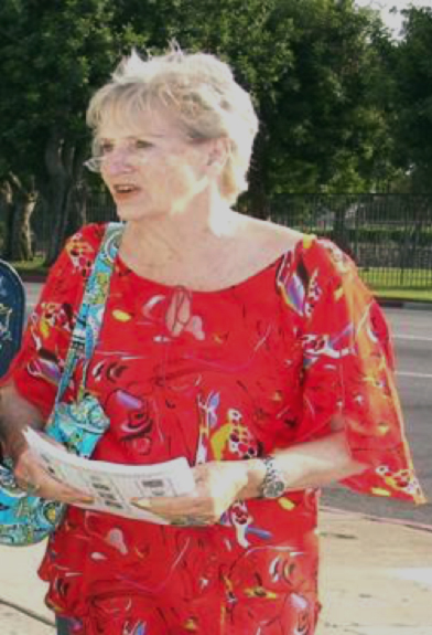 Ruth Tadasko Anti- Poverty Champion