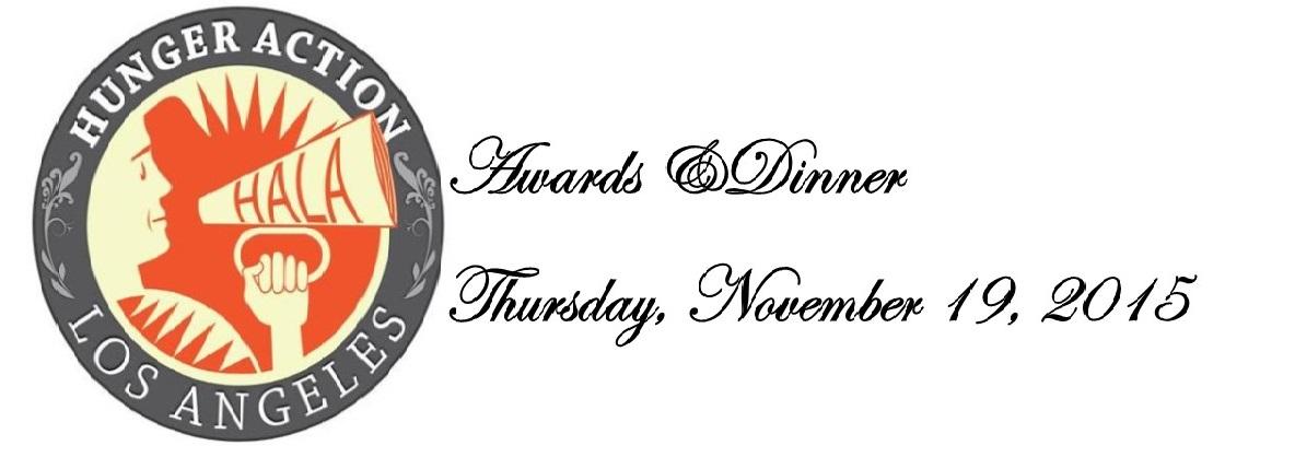 HALA Dinner & Awards Headline