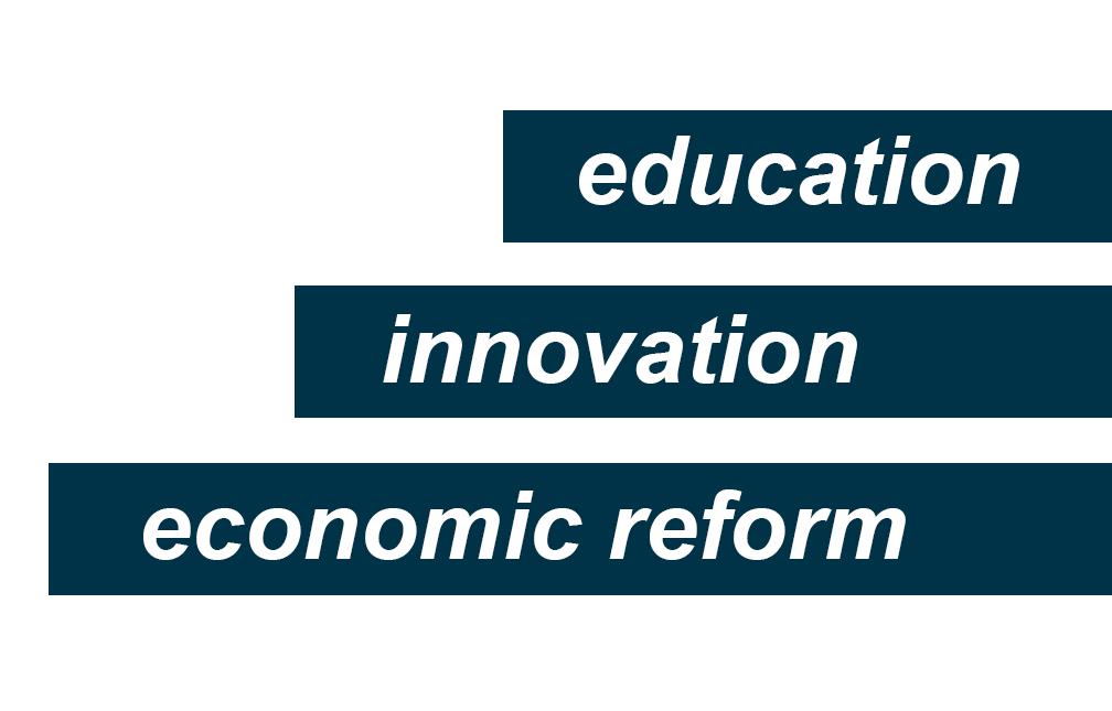 Education, Innovation, Economic Reform