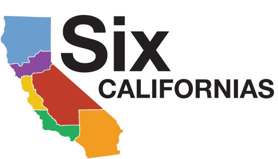 Six Californias