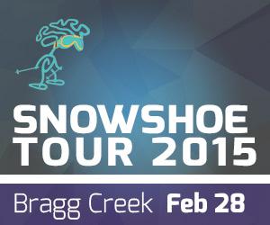 Snowshoe Tour 2015