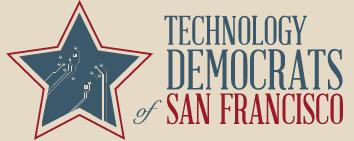 SF Tech Dems logo