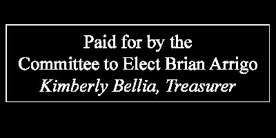 Paid for by CTR Brian Arrigo
