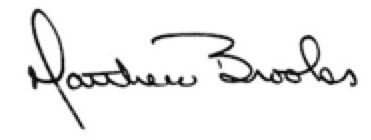 Matt Brooks' Signature