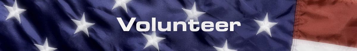 Volunteer Header Image