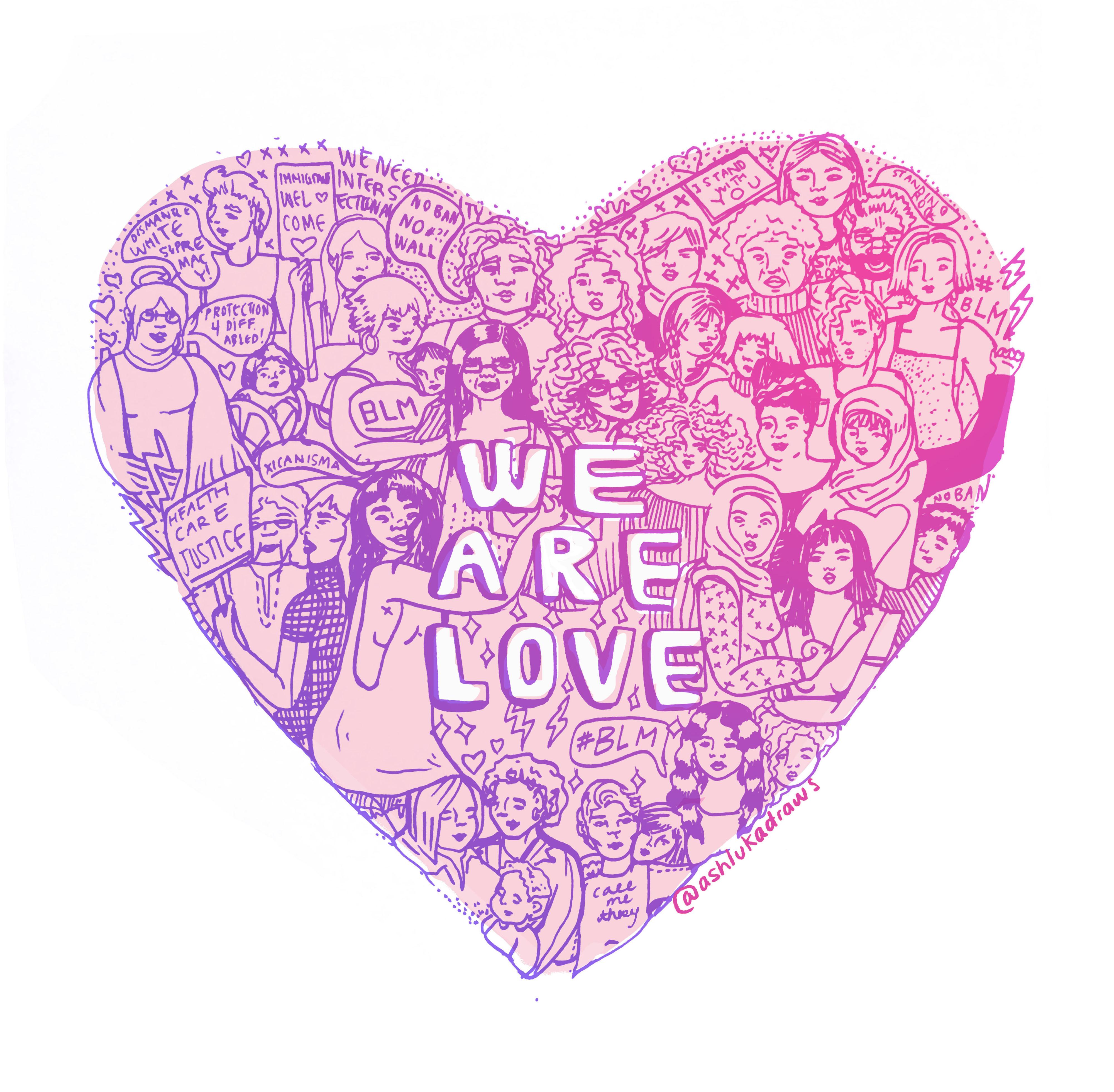 Wearelove_lovearmy