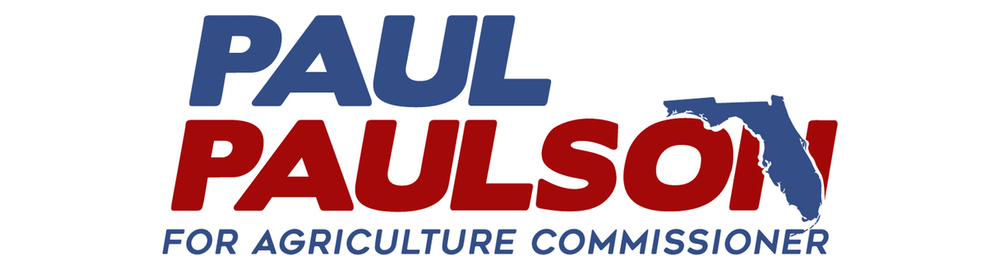 Paul Paulson for Agriculture Commissioner, Florida