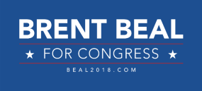 Brent Beal Campaign Logo