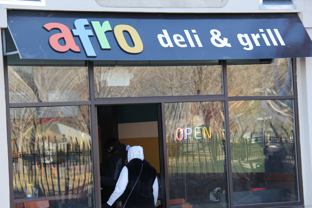 Order Online for the Minneapolis Afro Deli