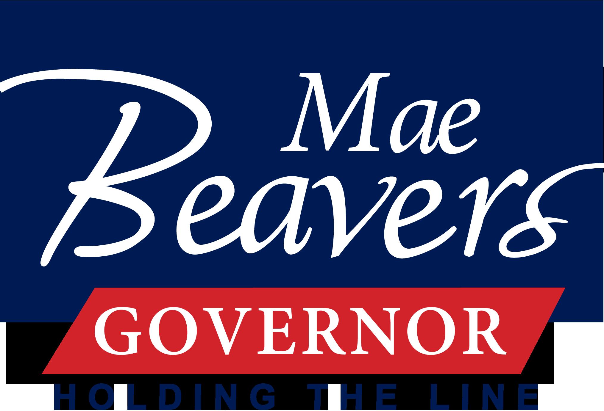 Mae Beavers for Governor
