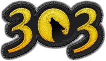 303 Badge Art