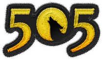 505 Badge Art