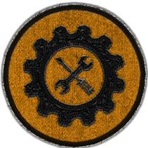 Workshop Badge Art