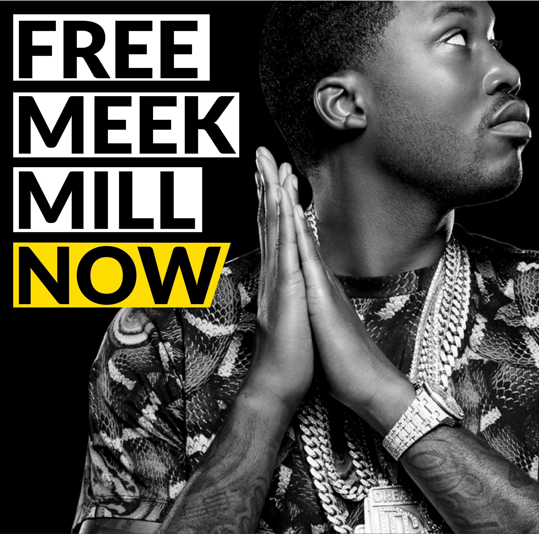 Free Meek Mill Now