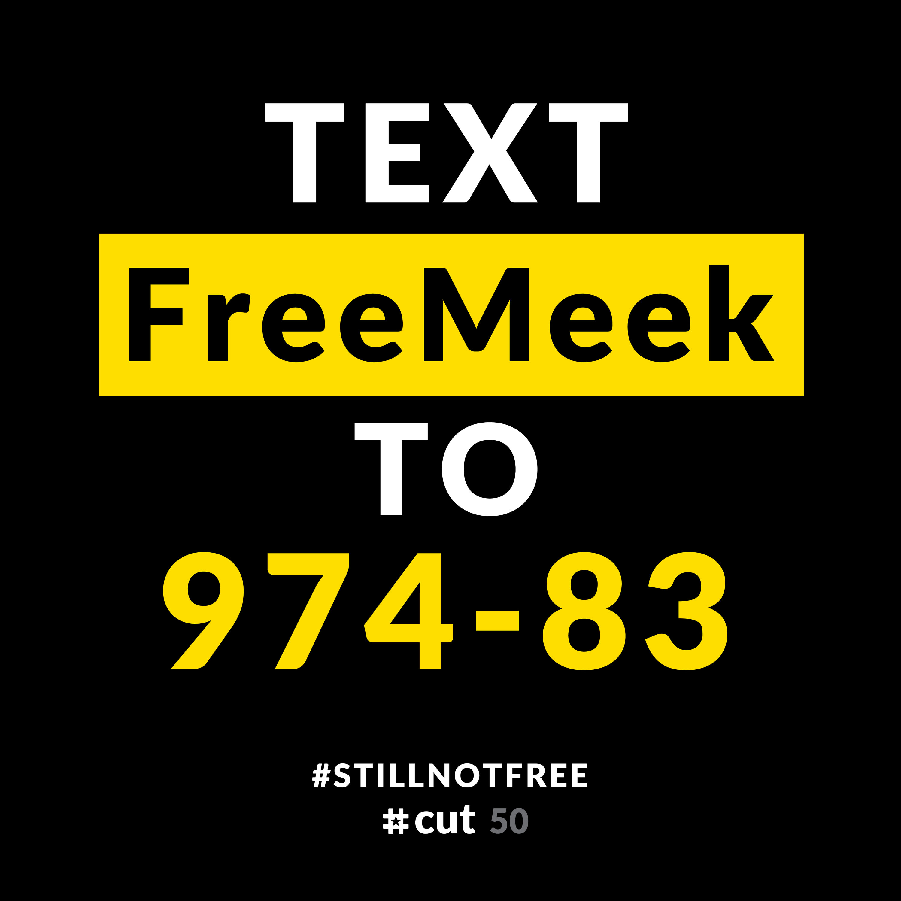Text to Free Meek