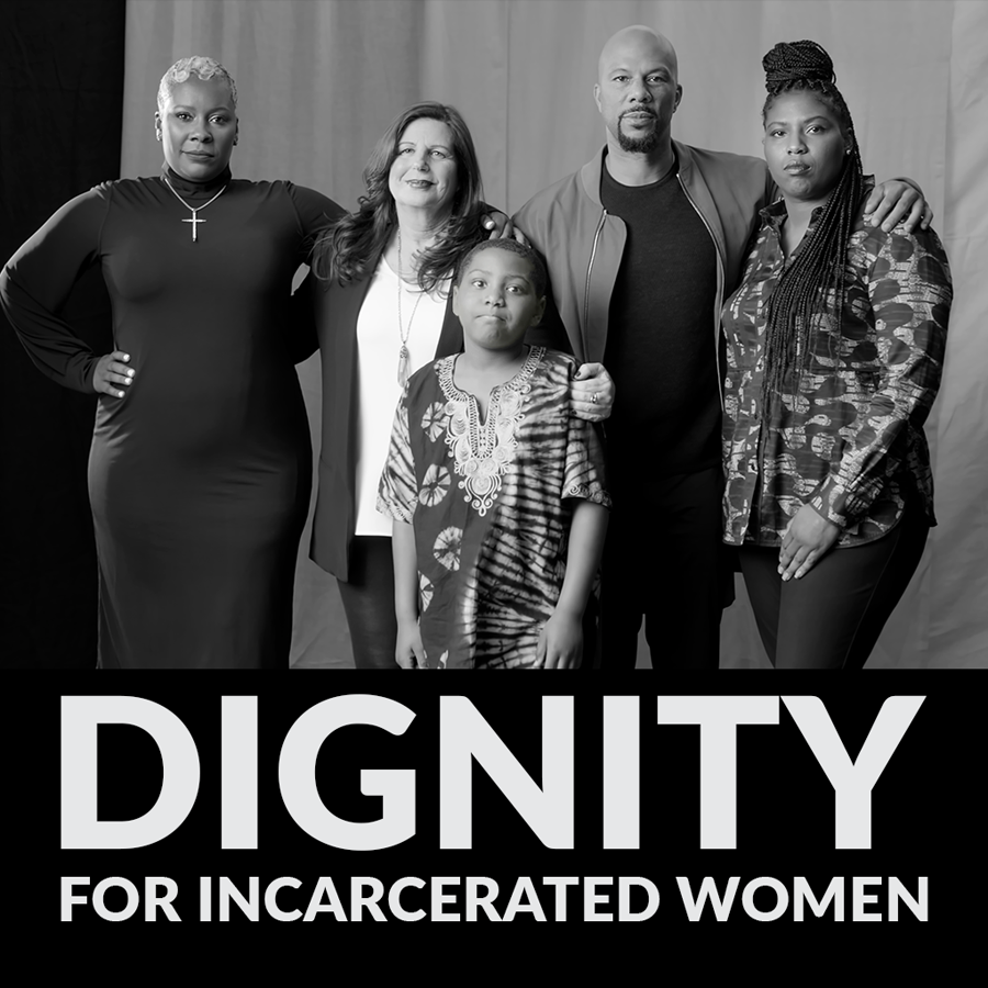 Common For Dignity - Group Shot