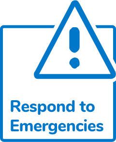 Respond to Emergencies