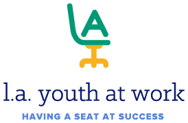 L.A. Youth at Work logo