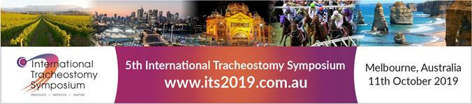 ITS 2019 - 5th International Tracheostomy Symposium
