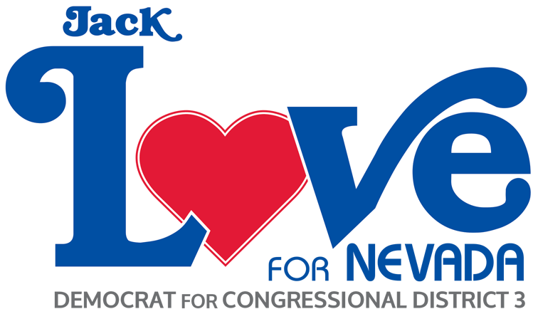 Jack Love For Congress