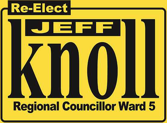 Re-Elect Councillor Jeff Knoll