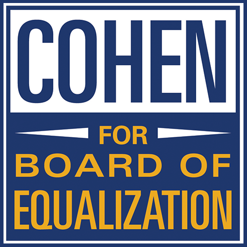 Malia Cohen for State Board of Equalization 2022
