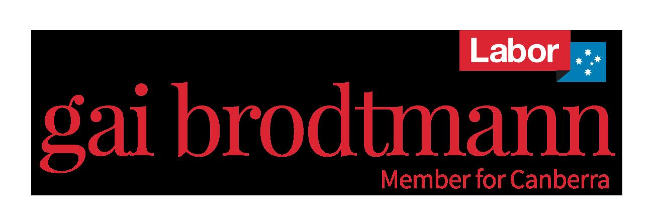 Gai Brodtmann -  Member for Canberra