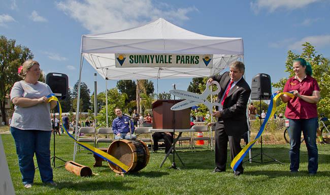 Seven Seas Park Opening