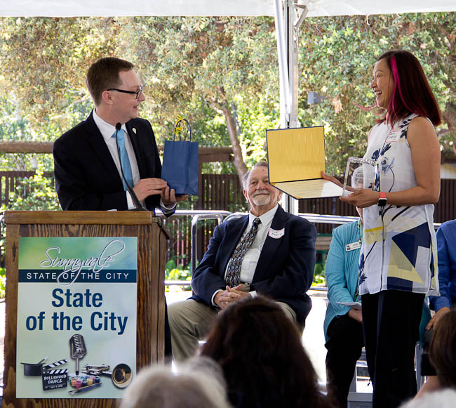 Sunnyvale State of the City 2016