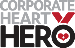 CorporateHeartHero Logo
