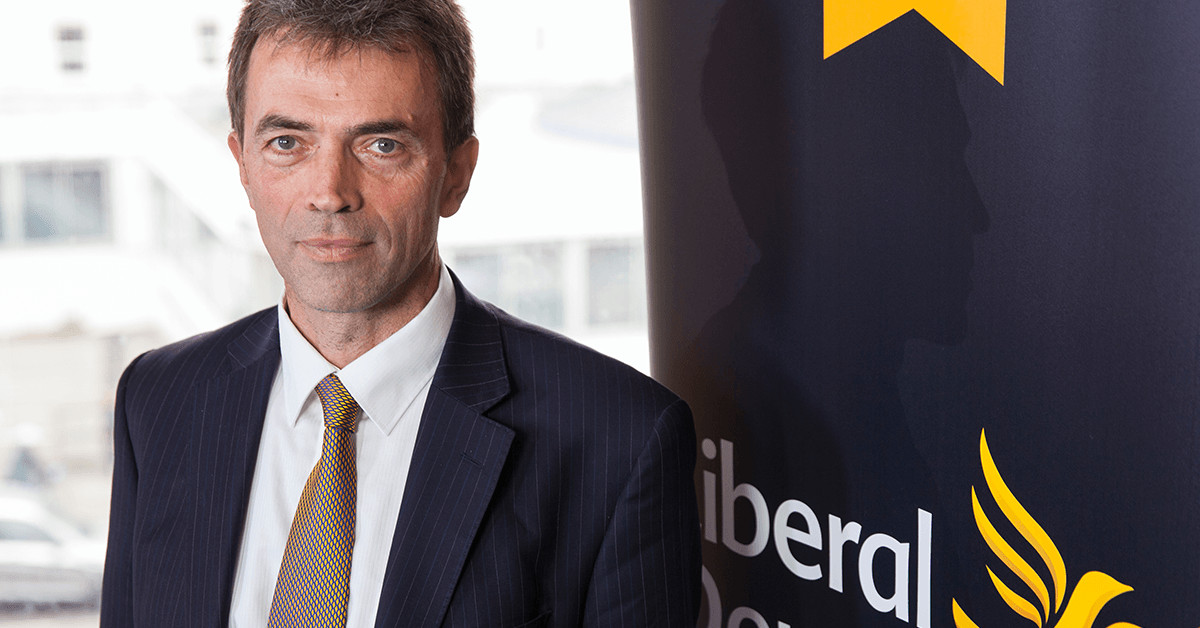Tom Brake MP. Links to: What's going on in Parliament