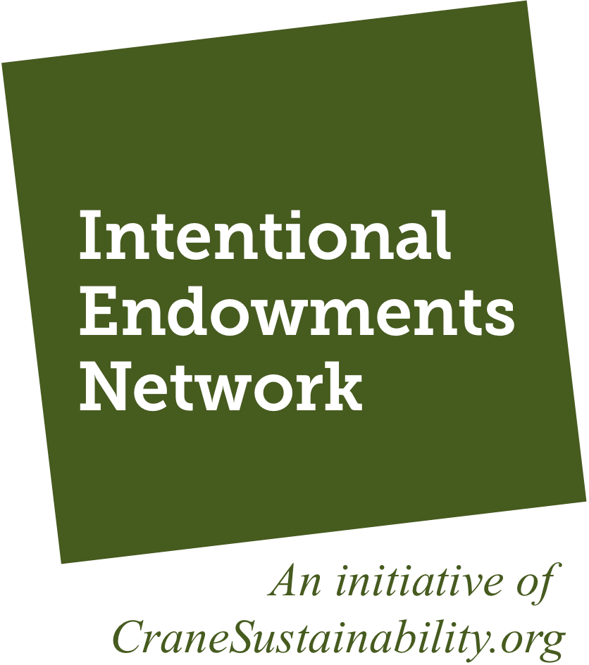 Intentional Endowments Network