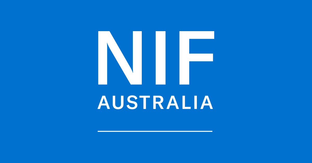 Donate to NIF Australia
