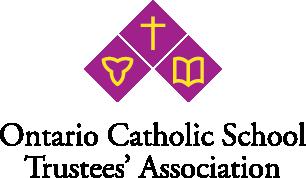 Ontario Catholic School Trustees' Association logo