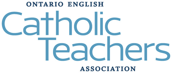 Ontario English Catholic Teachers Association logo