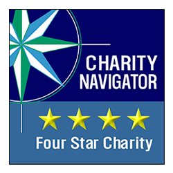 Charity Navigator Accredited